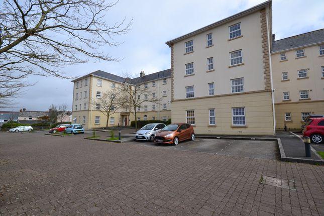 Thumbnail Flat to rent in 27 Emily Gardens, Plymouth, Devon