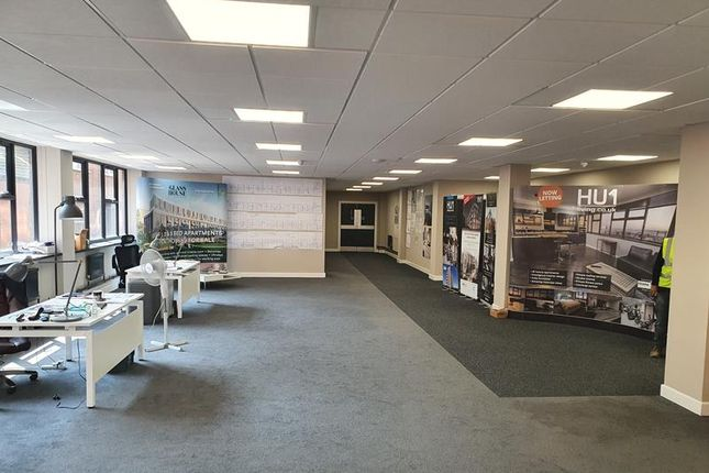 Thumbnail Office to let in Ground Floor Offices, Essex House, Manor Street, Hull