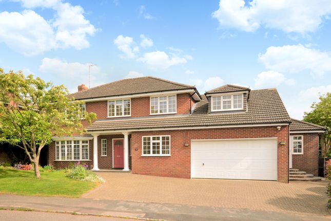 Thumbnail Detached house for sale in Tythe Close, Stewkley, Leighton Buzzard