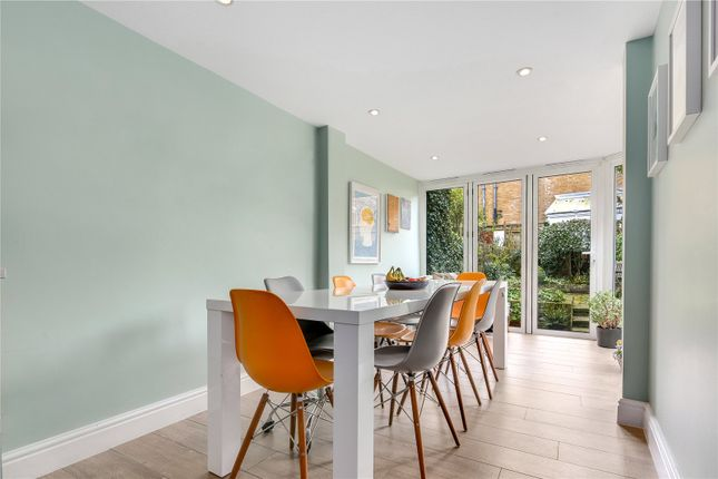 Dining Area of Antill Road, Bow, London E3