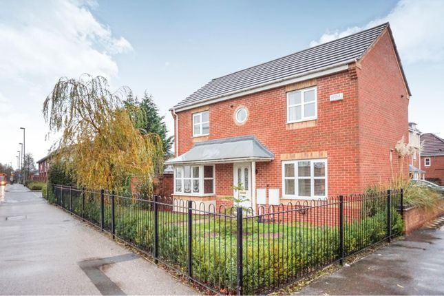 The Property of Ashgate Road, Nottingham NG15
