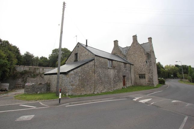 Thumbnail Detached house to rent in Rear Of Great House, High Street, Llantwit Major