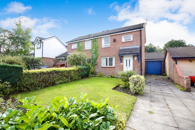 Thumbnail Semi-detached house to rent in Thornley Lane South, Stockport