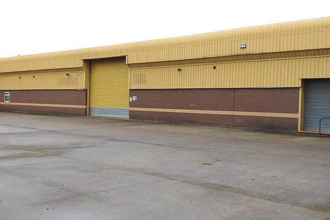 Thumbnail Light industrial to let in Unit 3, Sullivan Business Park, Scarborough Street, Hull, East Yorkshire