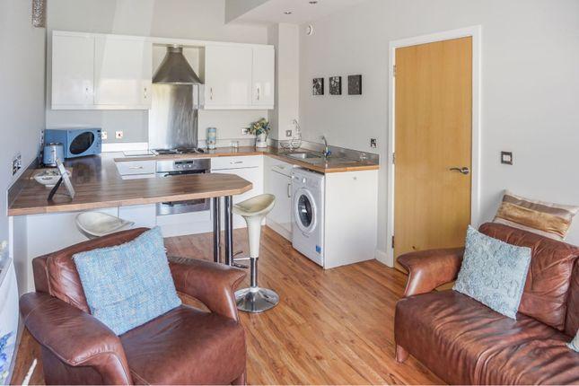 Lounge / Kitchen of Phoebe Road, Pentrechwyth, Swansea SA1