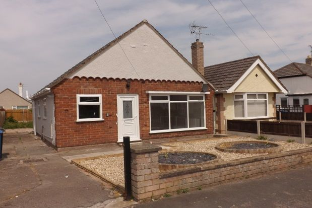Thumbnail Detached bungalow to rent in Beverley Drive, Prestatyn