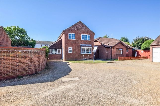 Thumbnail Detached house for sale in Mountbatten Drive, Colchester, Essex