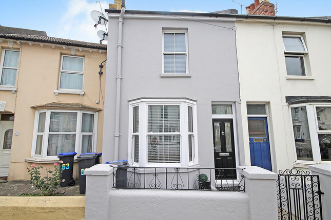 Thumbnail Duplex to rent in Tarring Road, Worthing