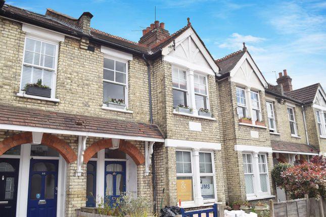 3 bed maisonette for sale in Kenley Road, St Margarets, Twickenham TW1