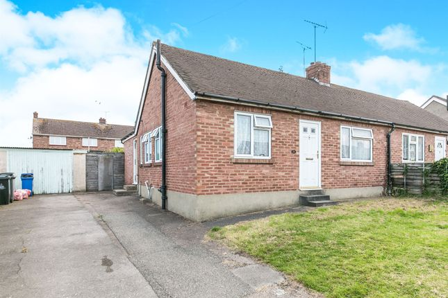 Thumbnail Semi-detached bungalow for sale in St. Peters Avenue, Maldon