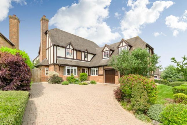 Thumbnail Detached house for sale in Holy Thorn Lane, Shenley Church End, Milton Keynes, Buckinghamshire