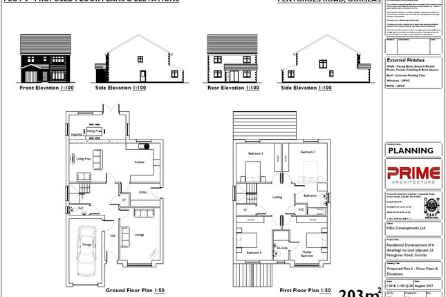 Detached house for sale in Penygroes Road, Gorslas, Llanelli