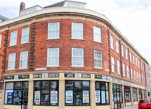 Thumbnail Flat to rent in Flat 24, York House Cleveland Street, Doncaster
