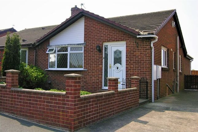 Thumbnail Bungalow to rent in Nunns Lane, Featherstone, Pontefract