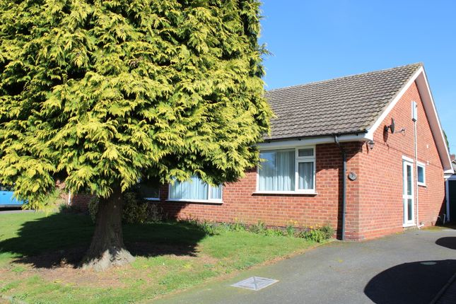 2 bed semi-detached bungalow for sale in Kenelm Close, Clifton-On-Teme, Worcester