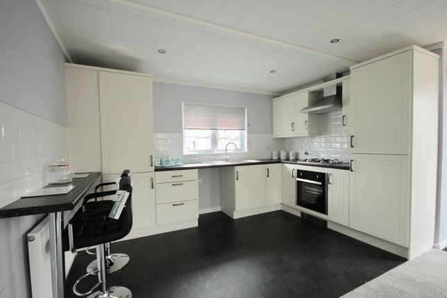 Thumbnail Mobile/park home for sale in London Road, Dorchester