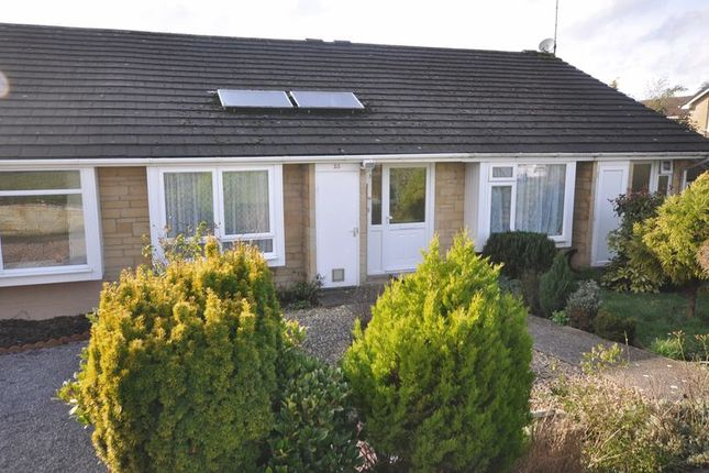 Thumbnail Terraced bungalow to rent in Frenchay Close, Bristol
