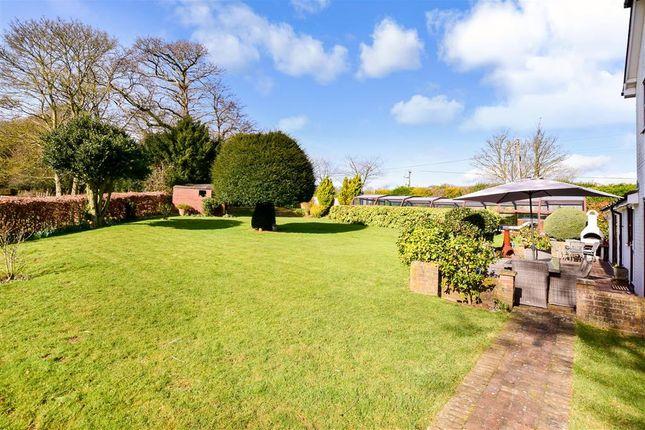 Rear Garden of Woodlands Road, Adisham, Canterbury, Kent CT3