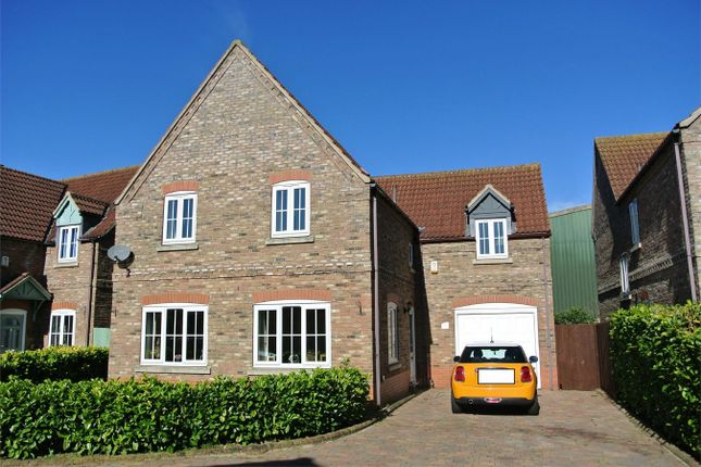 Thumbnail Detached house for sale in The Courtyard, Billingborough, Sleaford, Lincolnshire