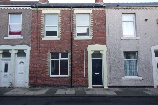 Thumbnail Terraced house to rent in Percy Street, Blyth