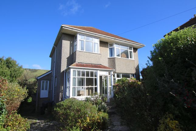 Thumbnail Detached house for sale in Hill Road, Swanage