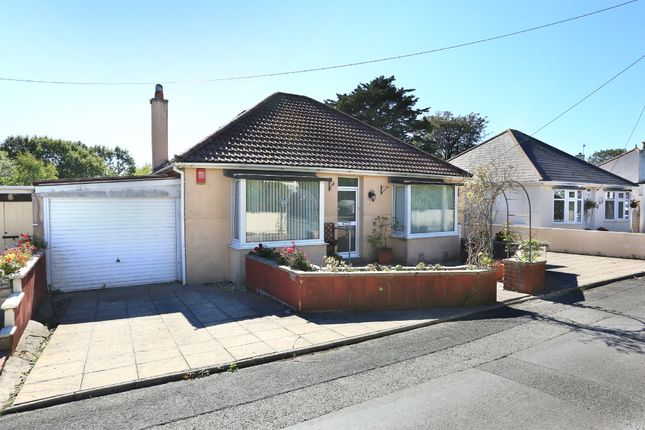 Thumbnail Detached bungalow for sale in Third Avenue, Billacombe, Plymouth