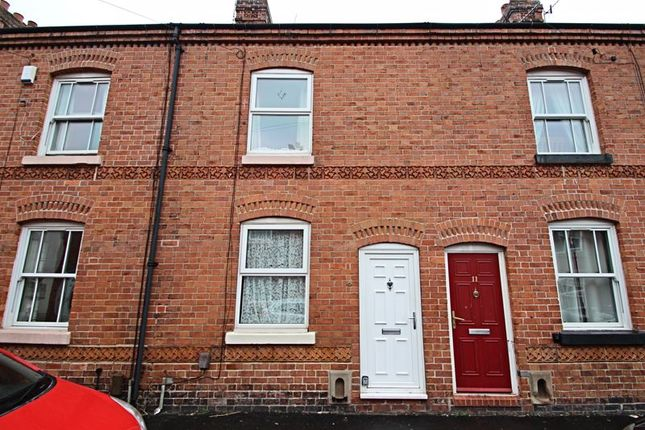 Thumbnail Terraced house to rent in Peake Street, Knutton, Newcastle-Under-Lyme