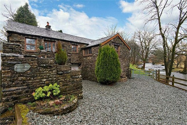 Thumbnail Detached house for sale in Patton, Kendal, Cumbria