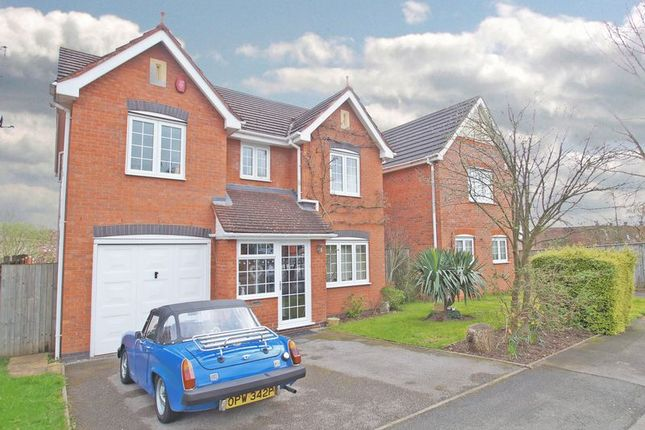 Thumbnail Detached house for sale in Studley Road, Redditch