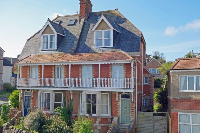 Thumbnail Semi-detached house for sale in Cluny Crescent, Swanage