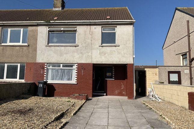 Thumbnail Property to rent in Verdi Road, Sandfields, Port Talbot