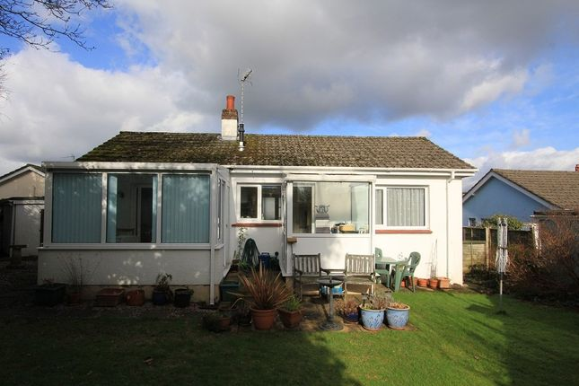 Thumbnail Detached bungalow for sale in Mayfair Road, Ipplepen, Newton Abbot