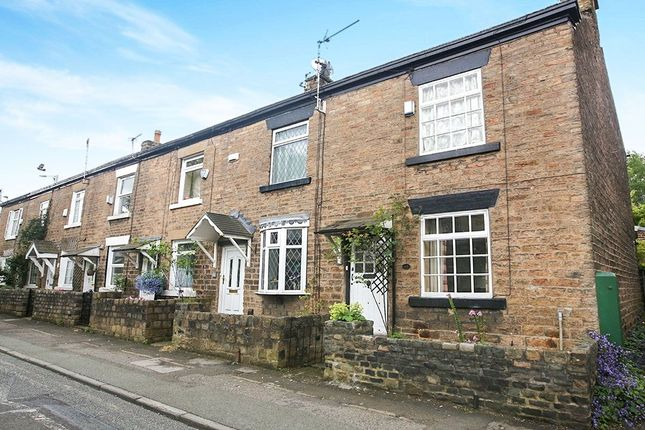 Thumbnail Terraced house to rent in Church Lane, Marple, Stockport