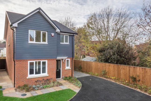 Thumbnail Detached house for sale in The Gower, Thorpe, Egham