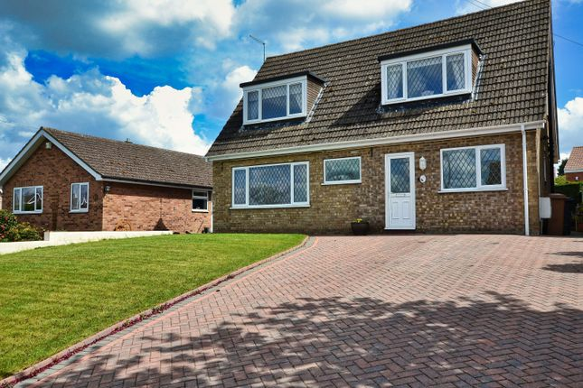 Thumbnail Detached house for sale in Richdale Avenue, Kirton Lindsey, Gainsborough