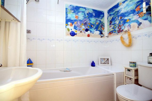 Shower Room of Anchor Close, Shoreham-By-Sea BN43