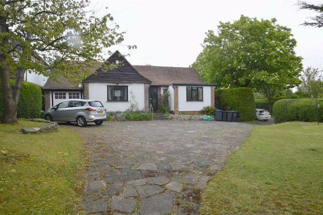 Thumbnail Detached bungalow for sale in Woodcote Grove Road, Coulsdon, Surrey