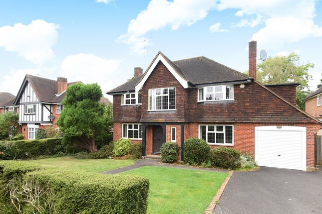 Thumbnail Detached house to rent in Grove Road, Northwood