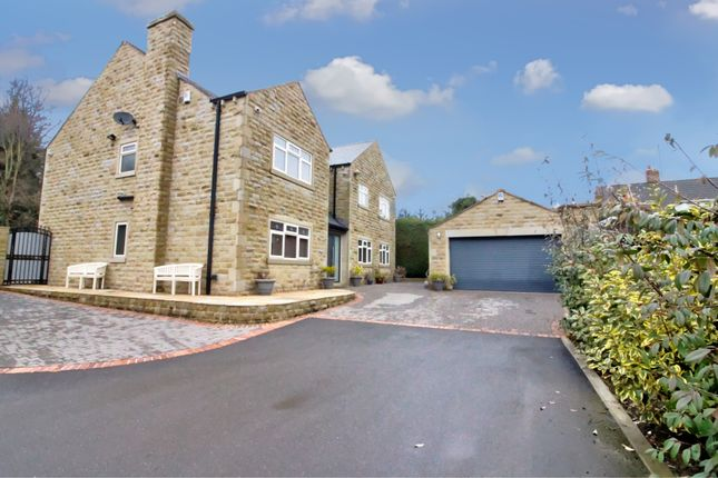 Thumbnail Detached house for sale in Fountain Gardens, Thrybergh, Rotherham