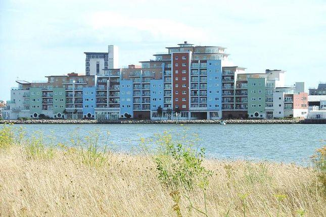Thumbnail Flat to rent in Aqua, Lifeboat Quay, Poole