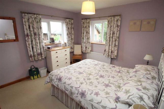 Master Bedroom of Llwyn Y Garth, Llanfyllin SY22