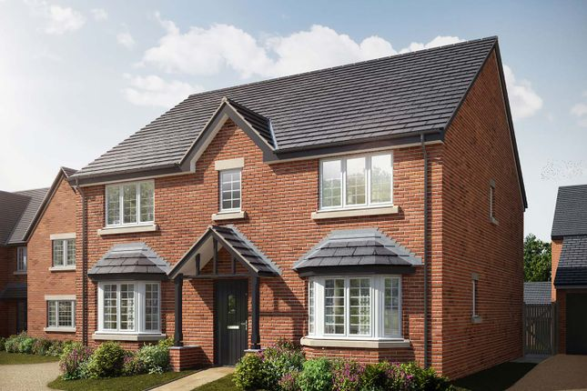 """Thumbnail Detached house for sale in """"The Attingham"""" at Holden Close, Biddenham, Bedford"""