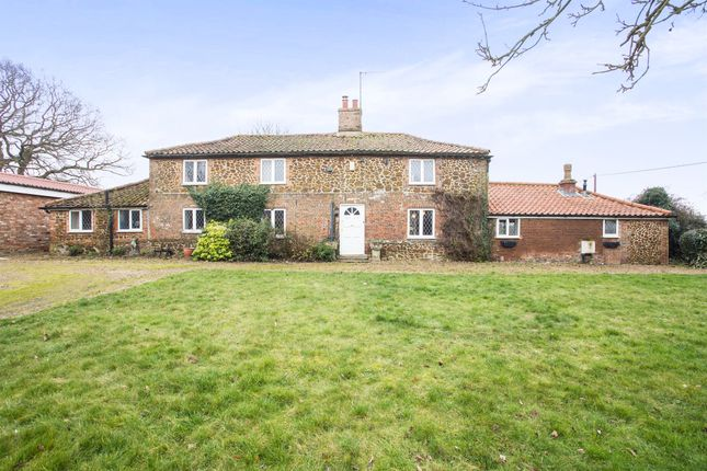 Thumbnail Detached house for sale in Back Lane, West Winch, King's Lynn