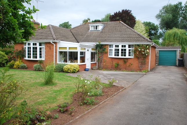 Thumbnail Detached bungalow for sale in Ewyas Harold, Herefordshire