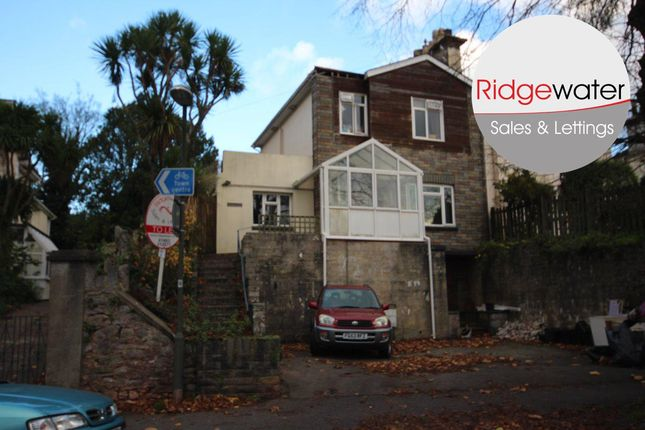 Thumbnail Block of flats for sale in Cleveland Road, Torquay