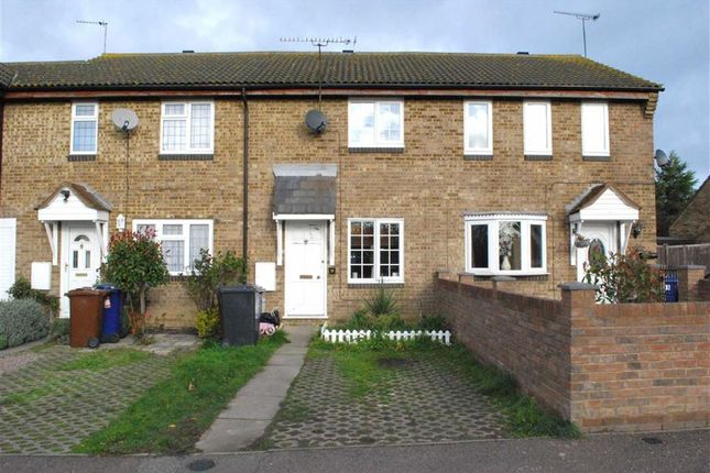 Thumbnail Terraced house to rent in Fielding Avenue, Tilbury, Essex
