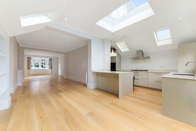 Thumbnail Terraced house for sale in Observatory Road, London