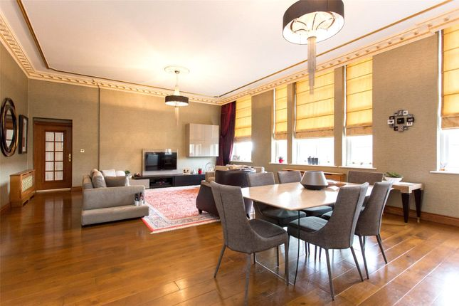 Thumbnail Flat to rent in Stoneleigh Court, Leeds, West Yorkshire