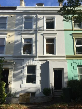 Thumbnail Maisonette to rent in North Road East, Plymouth