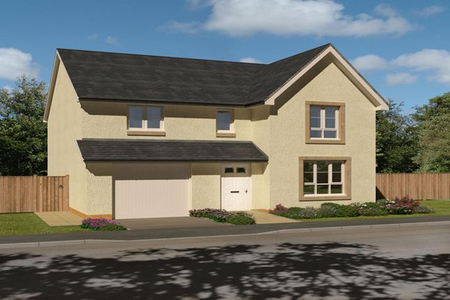 "Thumbnail Detached house for sale in ""Inveraray"" at Oakridge Road, Bargeddie, Baillieston, Glasgow"